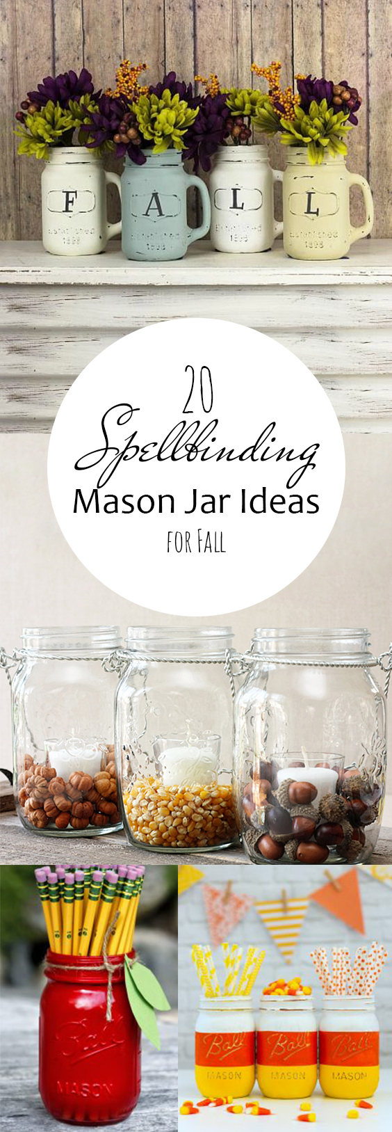 Fall gardening, fall decor, DIY fall, fall holiday, garden containers, popular pin, container gardening, container gardening hacks, mason jar, mason jar projects, DIY mason jar.