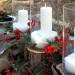 Centerpiece ideas, popular pin, DIY holiday, DIY centerpiece ideas, unique centerpieces, holiday centerpieces