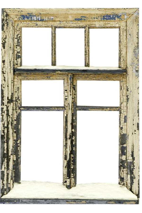 Do you love amazing rustic home DIYs? If you do, you will love these ideas! You can repurpose an old window frame to create a photo gallery to hang on your wall.