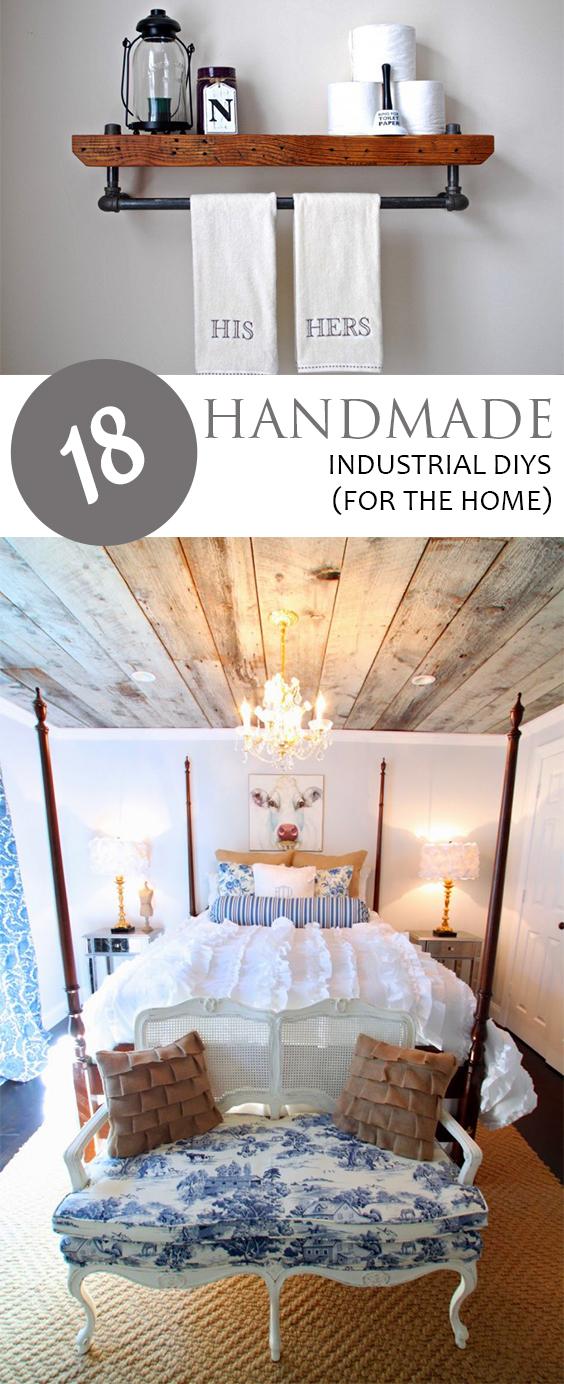 Handmade DIYs, DIYs, Home Projects, Home Decor, DIy Home Decor, Rustic Home, Popular Pin, DIY Projects, DIY Tutorials, Decor For The Home