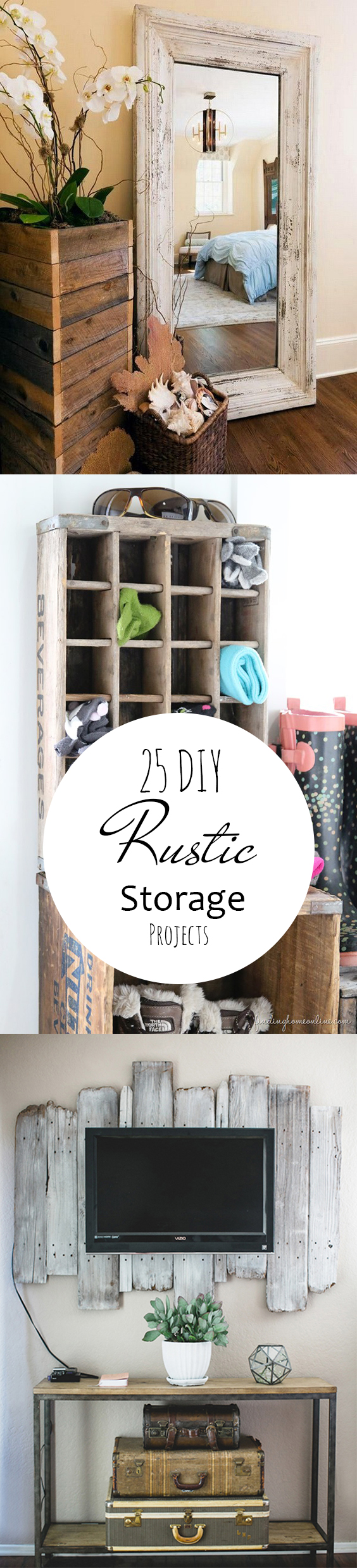 Storage Projects, Storage For the Home, Storage Hacks, Storage TIps and Tricks, Organization Tips, Organized Home, CLutter Free Living, Popular Pin.