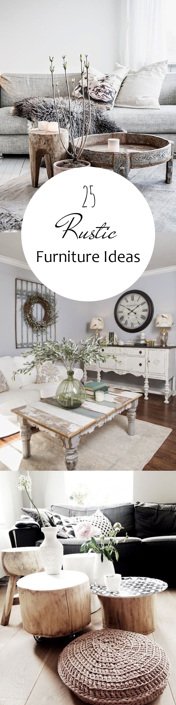 25 Rustic Furniture Ideas Page 10