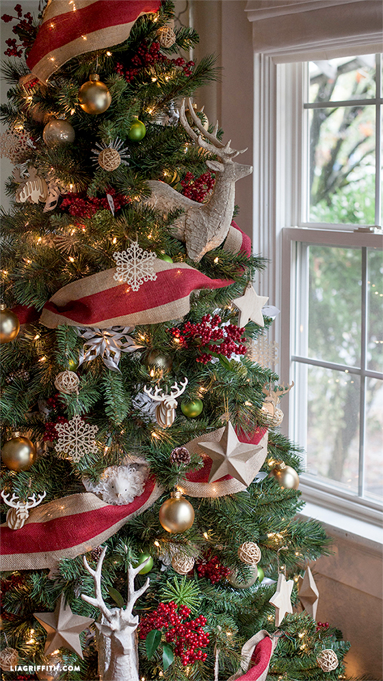 15 Rustic Christmas Tree Ideas And Inspiration Page 4 Of