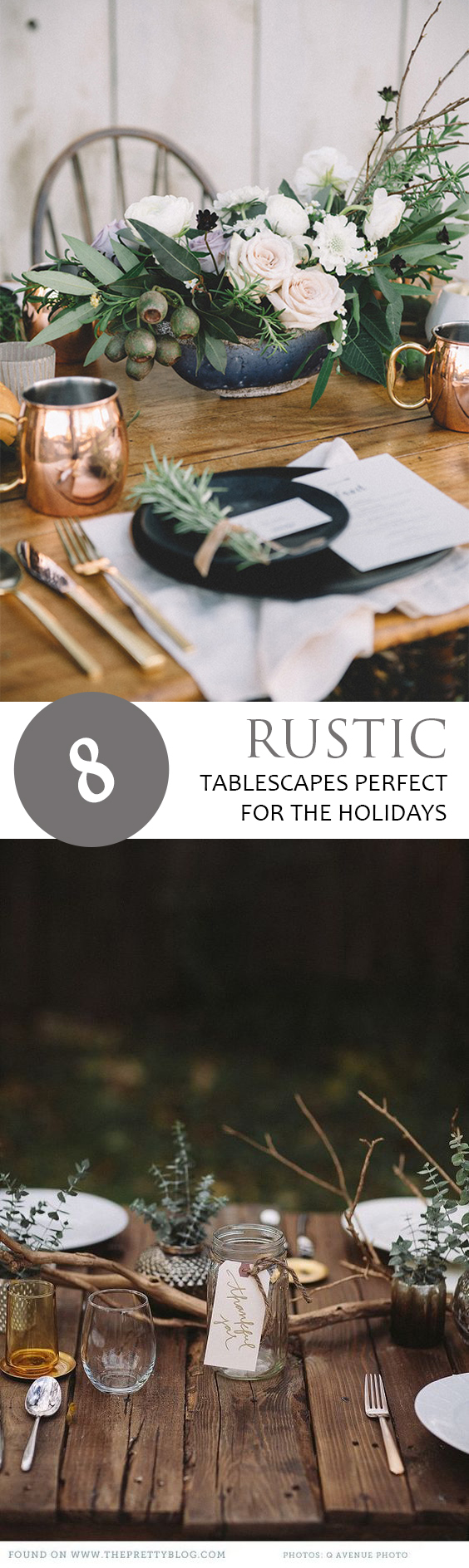 Rustic Tablescape Ideas, Rustic Holiday Tablescape, Holiday Tablescape Hacks, Popular Pin, Rustic Table, Rustic Holiday Decor, Rustic Holiday Home Decor, Popular Pin, Easy Holiday Tablescapes