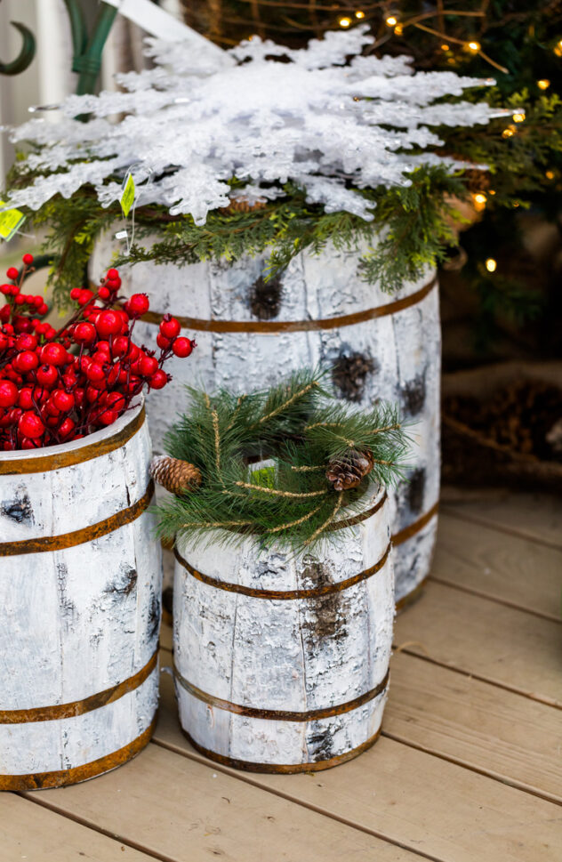 Ways to Decorate Your Porch for Christmas