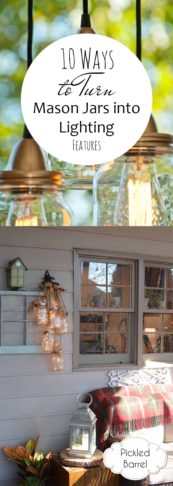 Mason Jar Lighting, Mason Jar Light Fixtures, Mason Jar Lighting DIY, DIY Mason Jar Lighting, Popular Pin, Homemade Lighting, Homemade Lighting Ideas, DIY Lighting for the Home, Popular Pin, Mason Jar DIYs, Mason Jar Crafts.