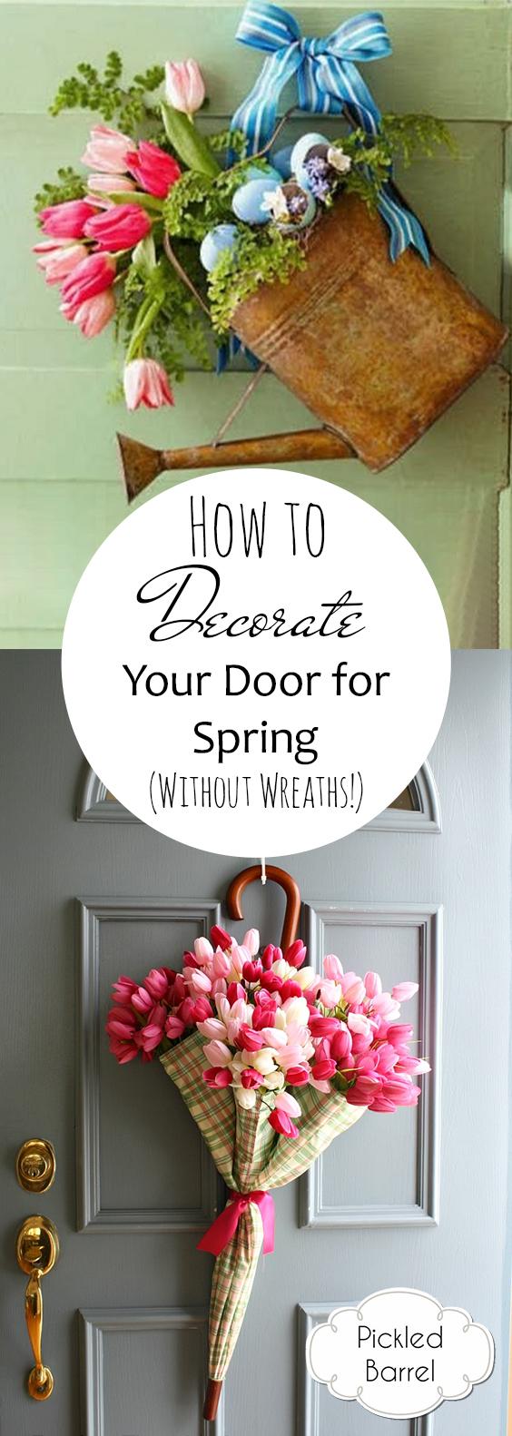 Spring porch, Spring Porch Decor, Decor For Spring, How to Decorate Your Porch For Spring, Porch Decor Ideas, Holiday Porch, Spring, Spring Decor, How to Decorate For Spring, Spring Decor DIYs.