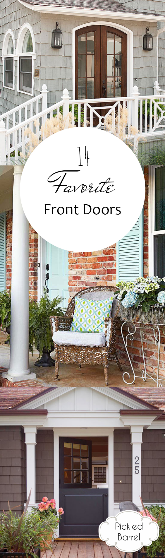 Front Doors, Beautiful Front Doors, Curb Appeal, Curb Appeal Projects, Popular Pin