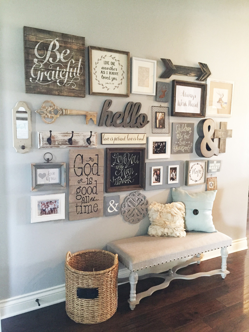 DIY Home, Rustic Home Decor, DIY Rustic Home, Farmhouse Decor, Farmhouse Decor Projects, Easy Ways to Add Rustic Touches to Your Home, Rustic DIY Projects, Farmhouse DIY