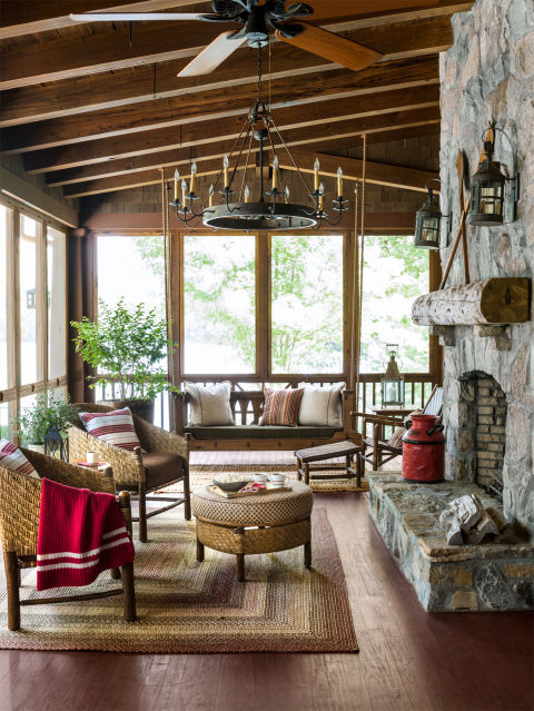 18 Rugged Patio Inspirations, Rustic Patio Decor, Rugged Patio Decor, Farmhouse Inspired Porch and Patio Decor, DIY Home, Outdoor Decor, Outdoor Living, How to Decorate Your Patio, Cute Ways to Decorate Your Patio.