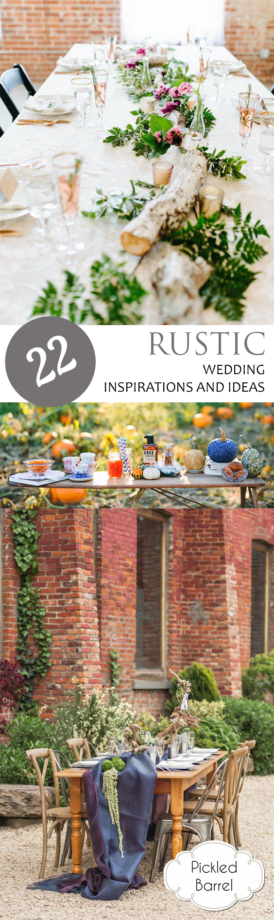 Rustic Wedding, Rustic Wedding Trends, Wedding Themes, Rustic Wedding Theme, DIY Rustic Wedding, Dream Wedding, DIY Weddings, Popular Pin