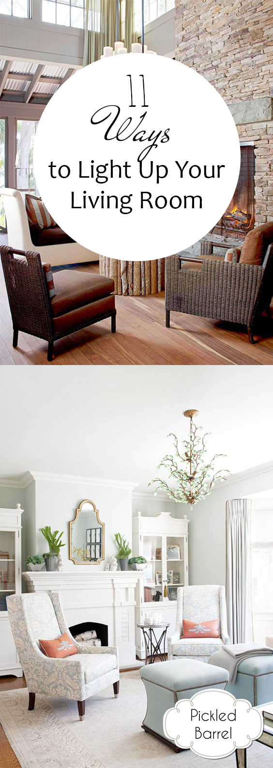 11 Ways to Light Up Your Living Room  Living Room, Living Room Lighting, How to Light Your Living Room, Living Room Decor, How to Decorate Your Living Room, Living Room lighting Ideas and Inspiration, Home Decor, Cheap Home Decor, Home Decor Tips.