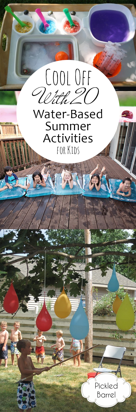 Cool Off With 20 Water-Based Summer Activities for Kids| Summer Activities, Summer Fun for Kids, Kid Stuff, Fun Stuff for Kids, Summer Fun for Kids, Fun Stuff for Kids, Summer Activities for Kids, Popular Pin #summer #activitiesforkids #kidstuff #summerfun #craftsforkids #easycraftsforkids