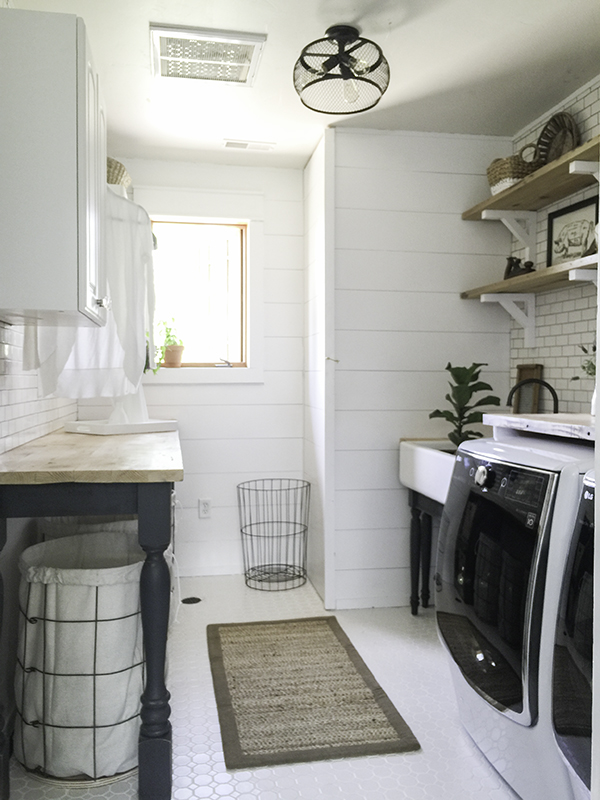 DIY Laundry Room Solutions For The Rustic Home
