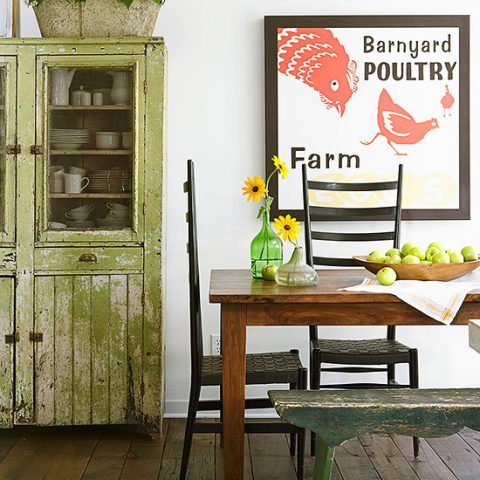 Farm-Fresh Ways to Decorate Your Home - Farmhouse Home Decor, DIY Farmhouse Home Decor, DIY Home Decor, Home Decor Accessories, DIY Home, Farmhouse Home Hacks, Popular Pin