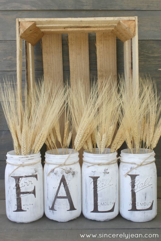 Rustic Home Decor, Fall Decor, Rustic Fall Decor, Fall Decor for the Home, Home Decor, Holiday Home Decor, Easy Fall Home Decor, Fall Home Decor Tips and Tricks, Handmade Home Decor, Fall Decor DIYs, Popular Pin
