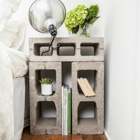 10 Things to Build With Cinder Blocks| Cinderblock, Cinderblock Crafts, Cinderblock Craft Projects, DIY Crafts, DIY Craft Projects, Simple Craft Projects, DIY Cinderblock, Popular Pin #CraftProjects #Cinderblock #CinderblockCrafts