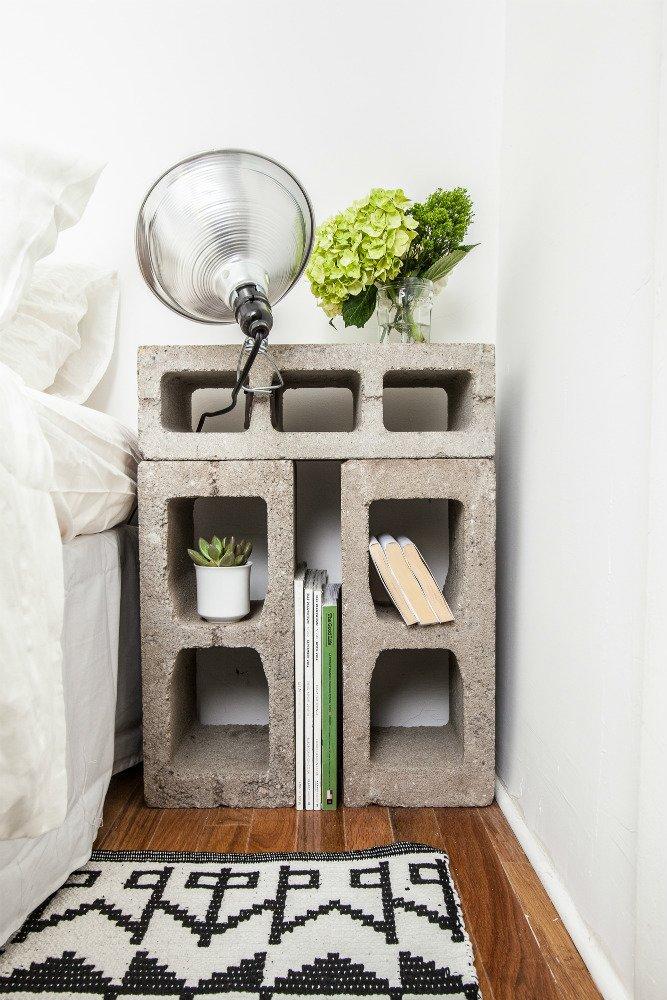 10 Things to Build With Cinder Blocks| Cinderblock, Cinderblock Crafts, Cinderblock Craft Projects, DIY Crafts, DIY Craft Projects, Simple Craft Projects, DIY Cinderblock, Popular Pin #CraftProjects #Cinderblock #CinderblockCrafts