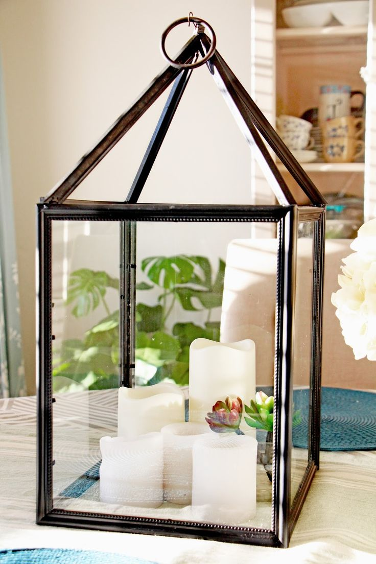 DIY Farmhouse Lanterns {from Dollar Store Supplies!}| Dollar Tree DIY, Dollar Store DIY, Dollar Store Craft, Dollar Tree Crafts, Farmhouse Decor, DIY Farmhouse Decor #FarmhouseDecor #DollarTreeDIY #DollarSToreCraft