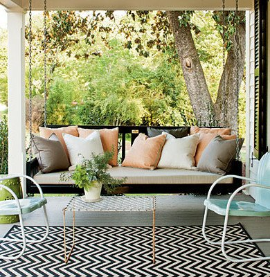 home decor | modern farmhouse | seasons | summer porch decor | porch | porch decor | decor | summer | summer decor
