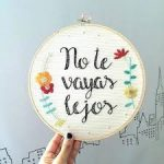 How to Embroider Letters| Crafts, Craft Hacks, Embroidery for Beginners, Embroidery Stitches, Embroidery Ideas, Embroidery Stitch Ideas #EmbroideryforBeginners #EmbroideryStitches
