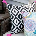How to Make Outdoor Pillows on a Budget | Outdoor Pillows, Outdoor DIY, Outdoor Pillows Ideas, Outdoor Pillows DIY, Outdoor Pillow Covers