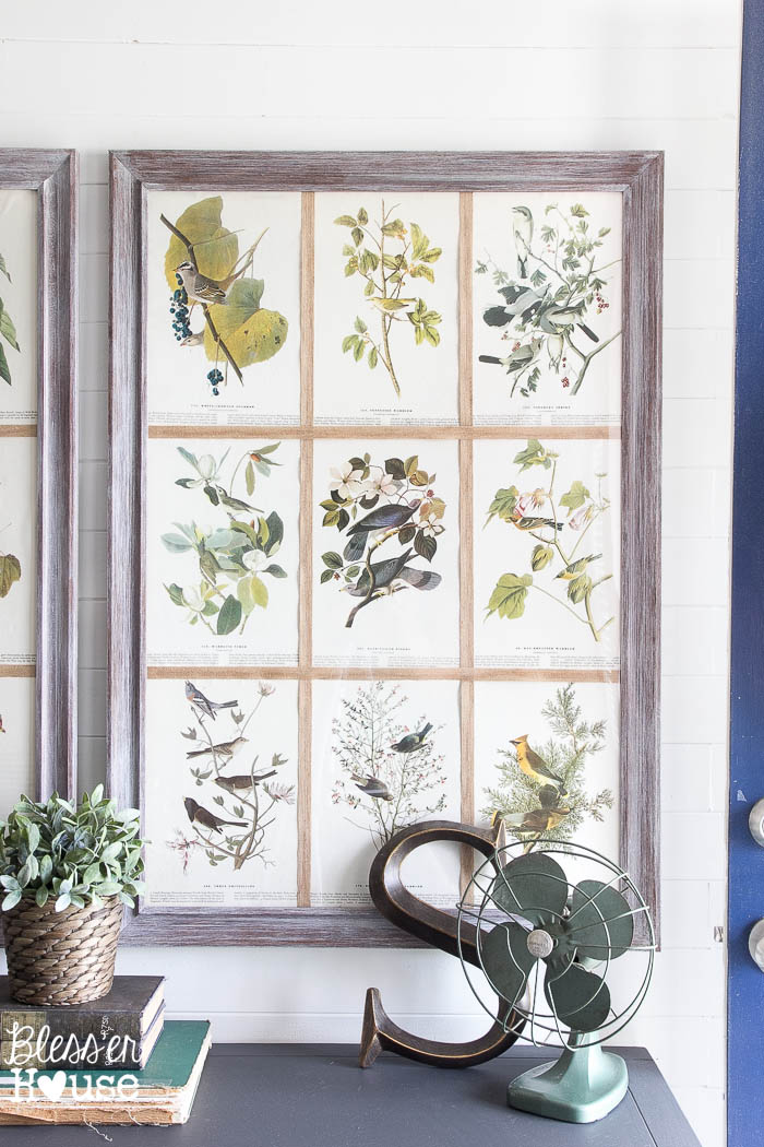 Botanical Art For Your Living Room Inspired by Joanna Gaines