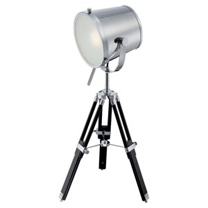 Tripod Table Lamp-DIY light fixtures