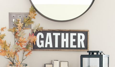 34 DIY Fall Farmhouse Signs - Pickled Barrel