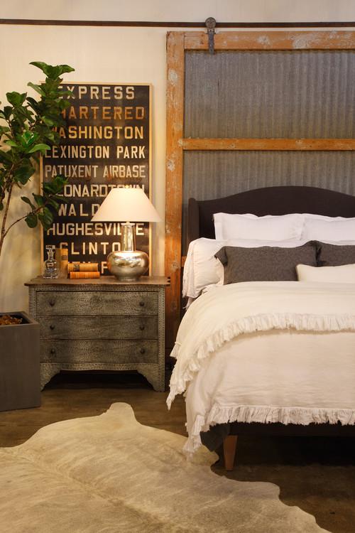 Farmhouse Style Galvanized Metal Decor Ideas Pickled Barrel