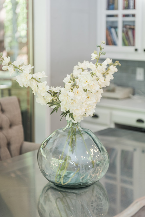 Modern Farmhouse Decor with Classic Style: Demijohn Vase