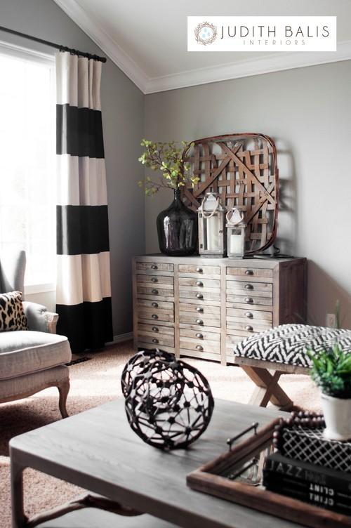 Modern Farmhouse Decor with Classic Style: Tobacco Basket