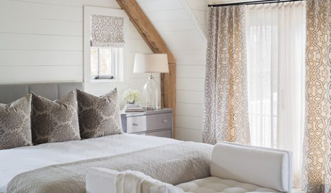 Modern Farmhouse Gray Bedroom Decor Ideas