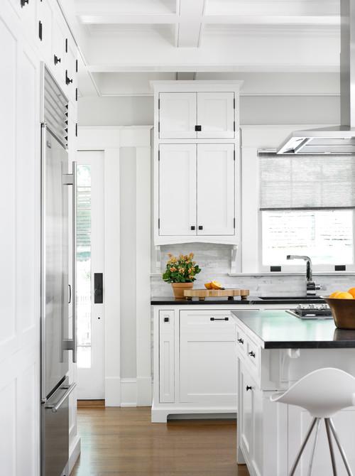 Modern Farmhouse Gray Kitchen Decor Ideas
