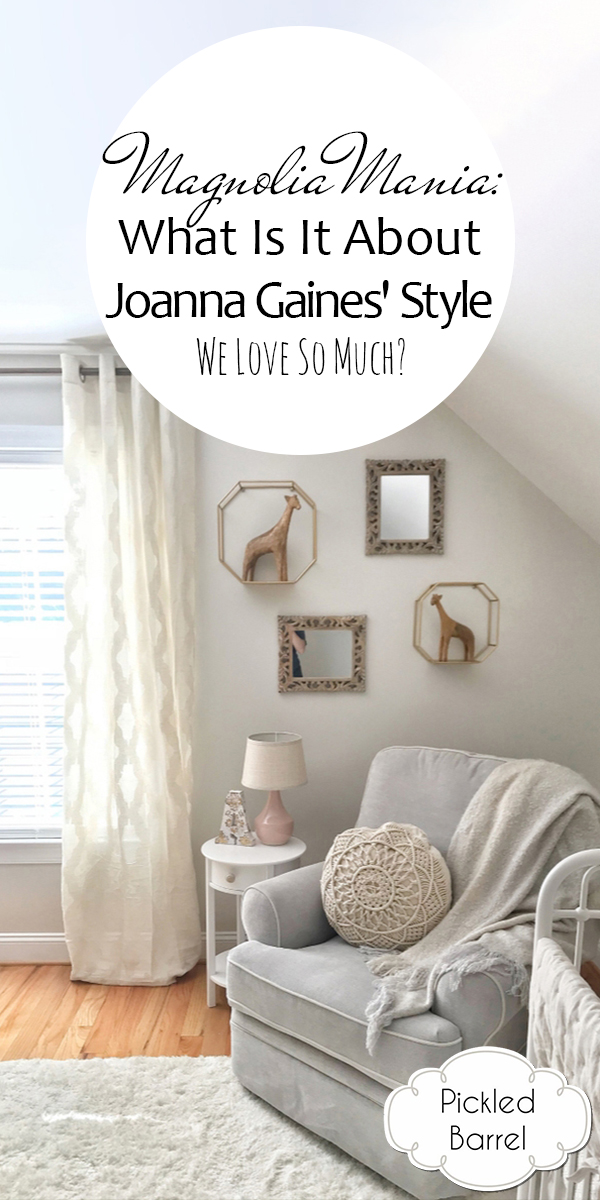 Joanna Gaines' style | joanna gaines | joanna gaines decor | magnolia mania | fixer upper | hgtv | home decor | home design | style | magnolia