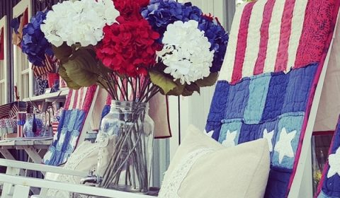 Fourth Of July Finds For Your Porch