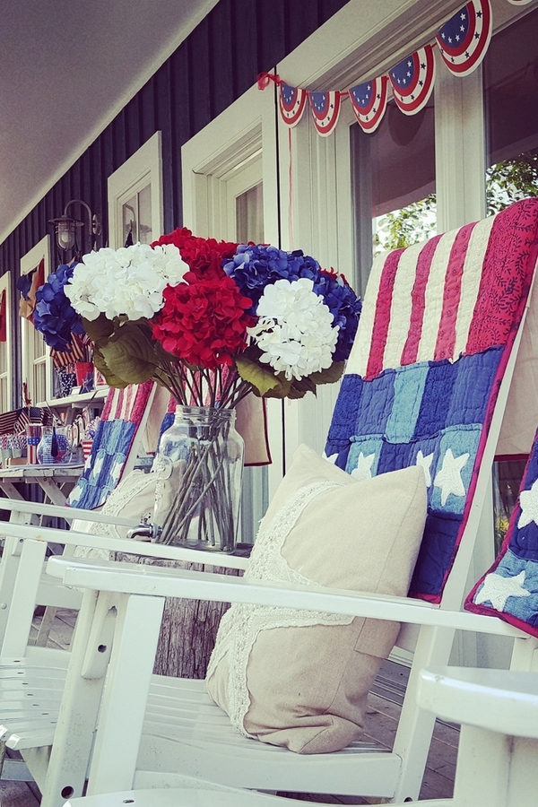 Farmhouse Fourth Of July Finds For Your Porch | fourth of july | fourth of july finds for your porch | home decor | porch decor | fourth of july porch decor | decor