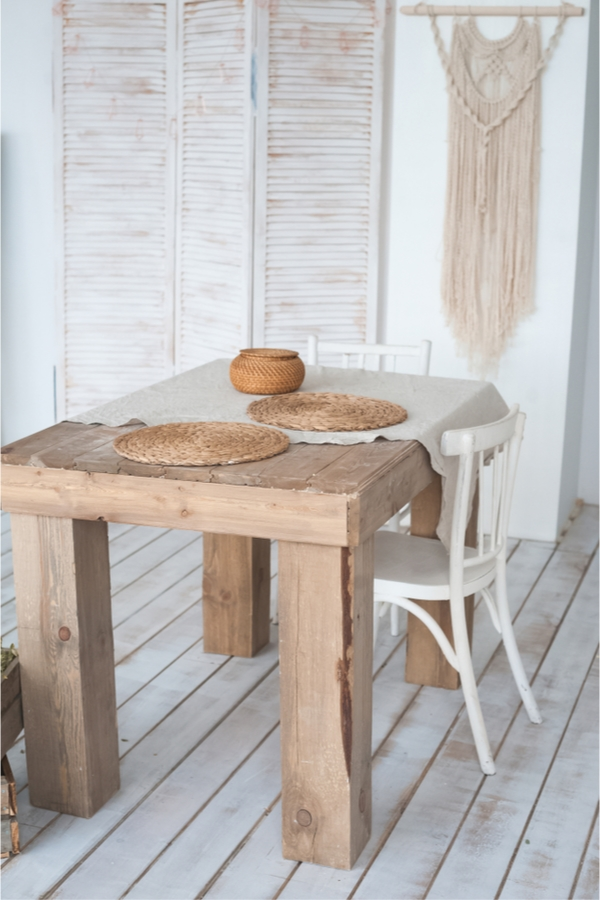 DIY Rustic Tables | home decor rustic | rustic tables | diy | diy projects | furniture | diy furniture
