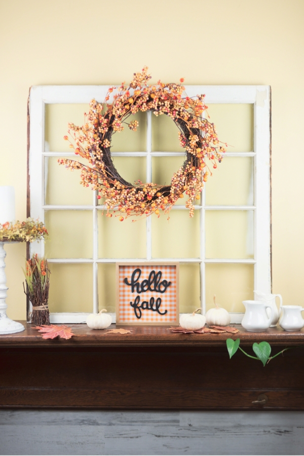 Rustic Fall DIY Wreaths | diy wreaths | fall | fall home decor | fall wreaths | home decor | rustic