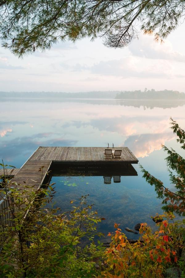 lakeside living   rustic rustic life   lake   living by a lake   benefits of living by a lake   benefits of lakeside living
