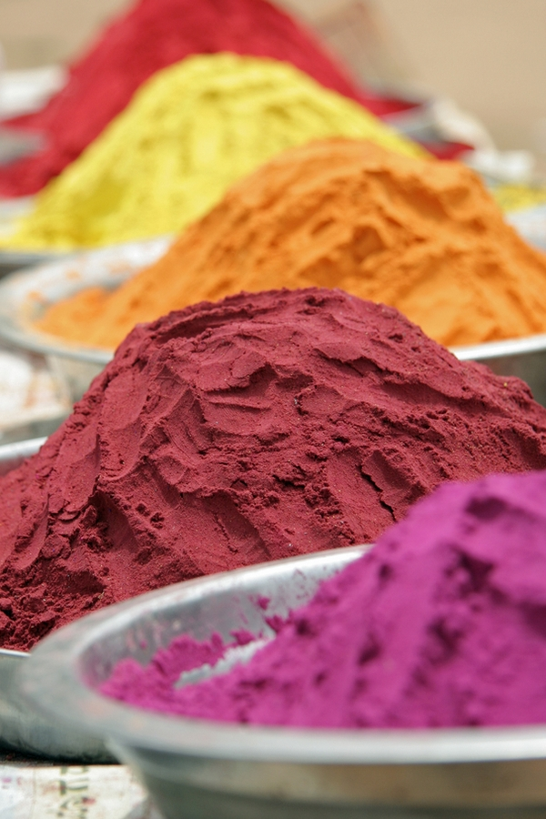 Natural Dyes Made From Plants | diy | natural dyes | rustic | dye | color dye | plants | dye made from plants