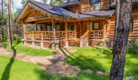 Rustic Lodges