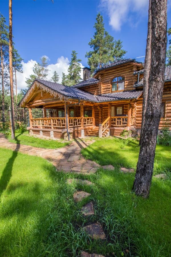 Rustic Lodges