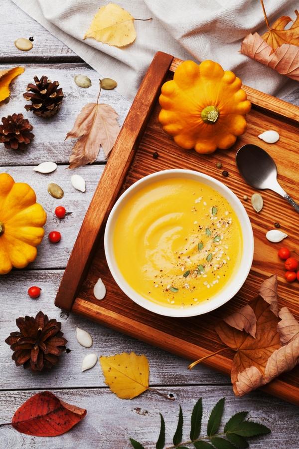 Rustic Fall Recipes