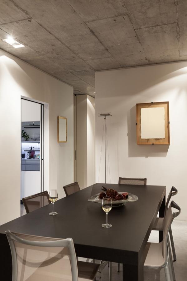 Cement interiors
