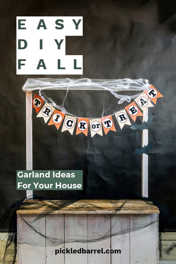 Here are some incredibly easy DIY fall garland ideas for your house that everyone will love