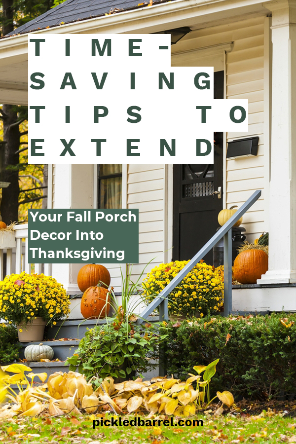 Is your porch needing some help when it come to Fall porch decor? We can help! Take a look at our DIY projects and ideas for the front door. You'll feel like a designer after you understand these ideas. Make your porch magazine worthy with these ideas.