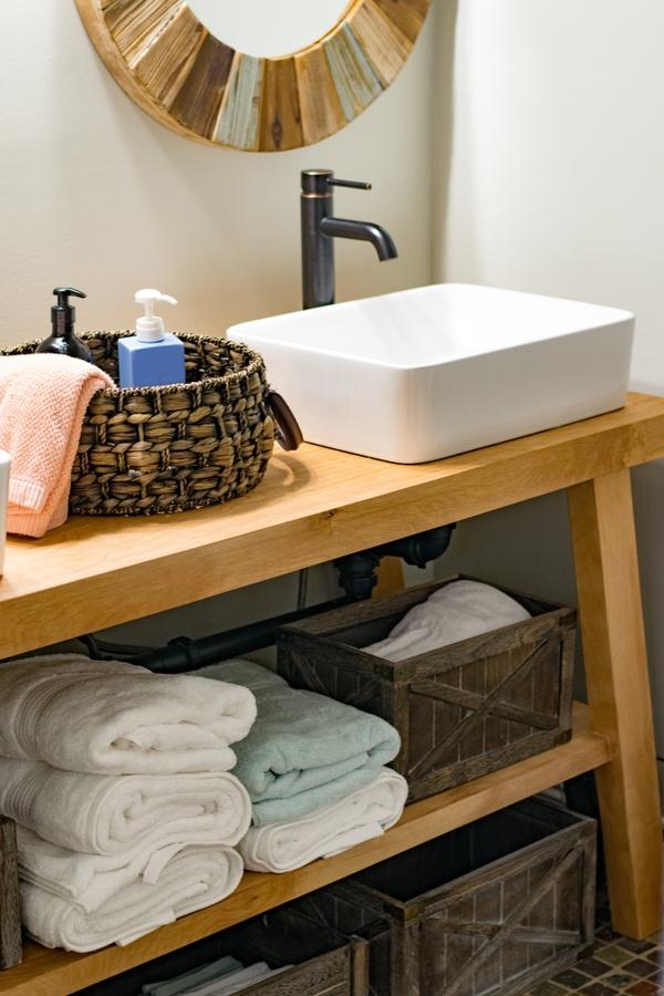Diy Pallet Projects Bathroom Vanities Even Beginners Can Do