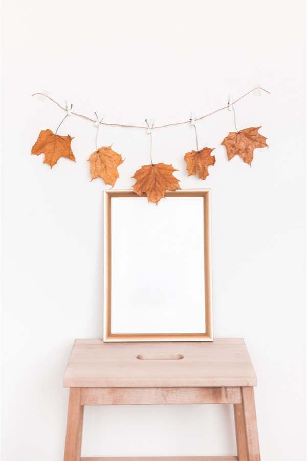 Fall Garland is the perfect addition to any home decor