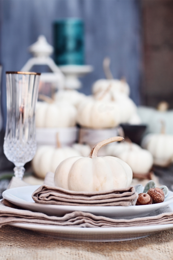 Want to impress your guests this Thanksgiving? Check out these rustic Thanksgiving table decor ideas. You will fall in love with them!